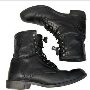 Ariat Combat Boots size 10